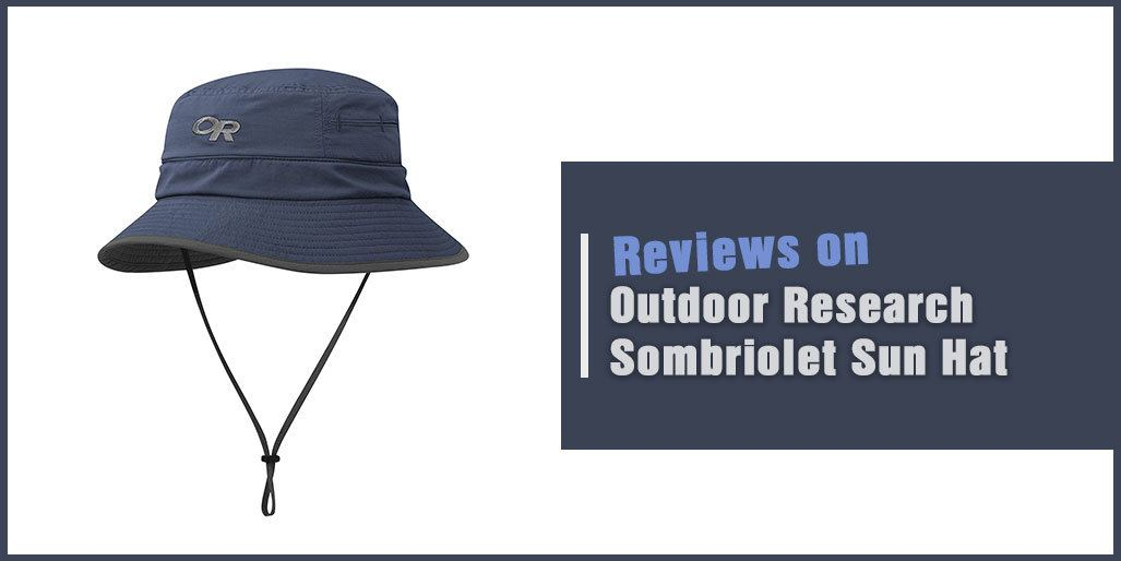 a1237b93e4c7b Outdoor Research Sombriolet Sun Hat Review - Perfect Hiking Hat Women